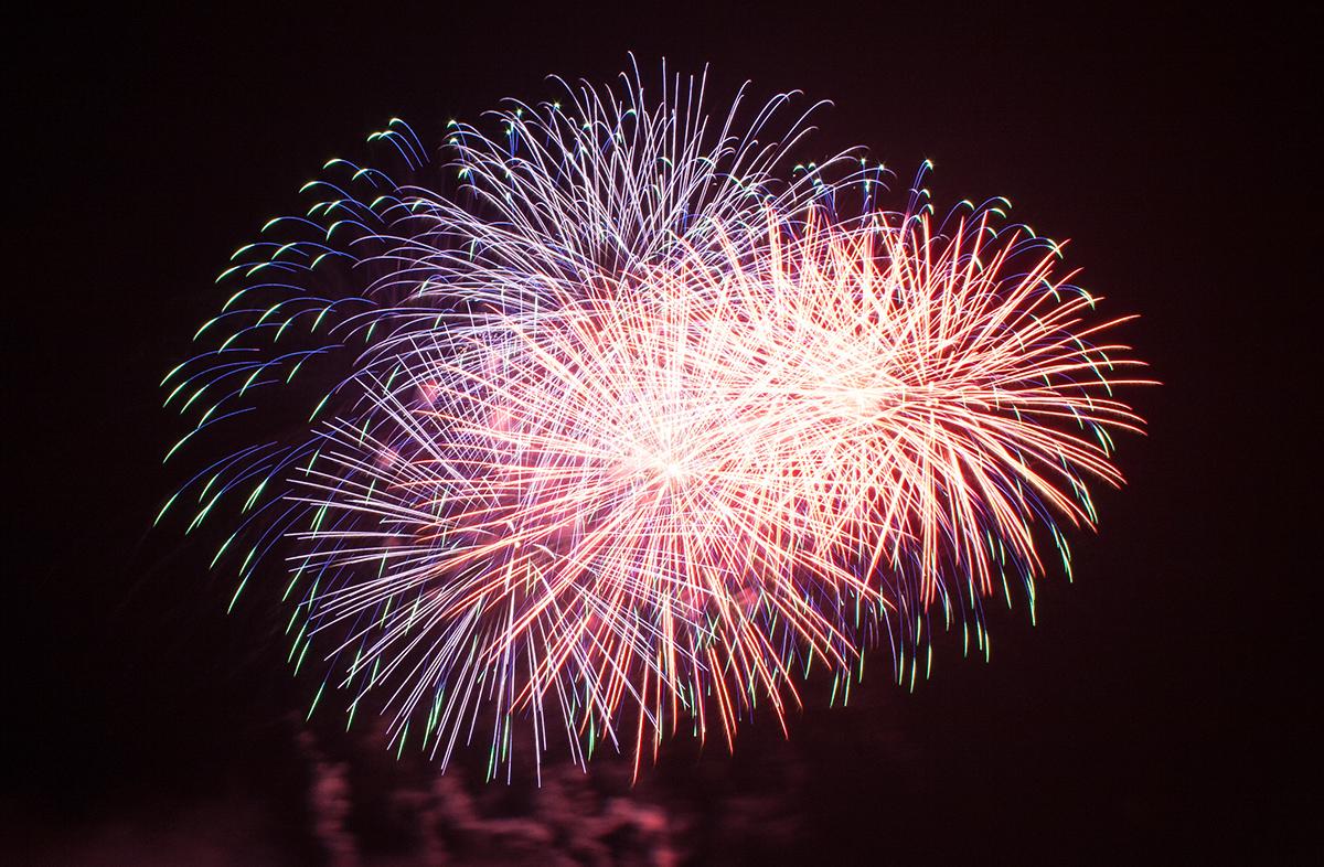 Bild 9 Feuerwerke mit Qualität
