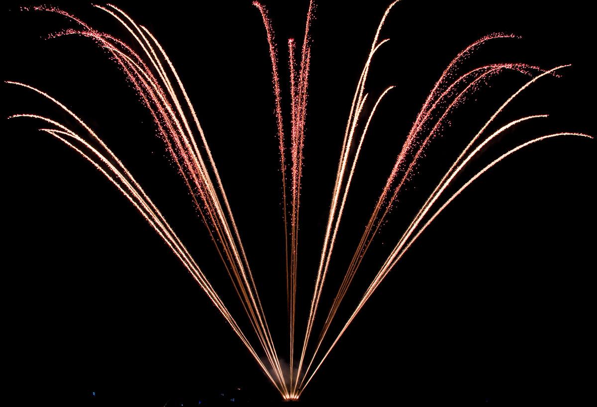 Bild 7 Feuerwerke mit Qualität