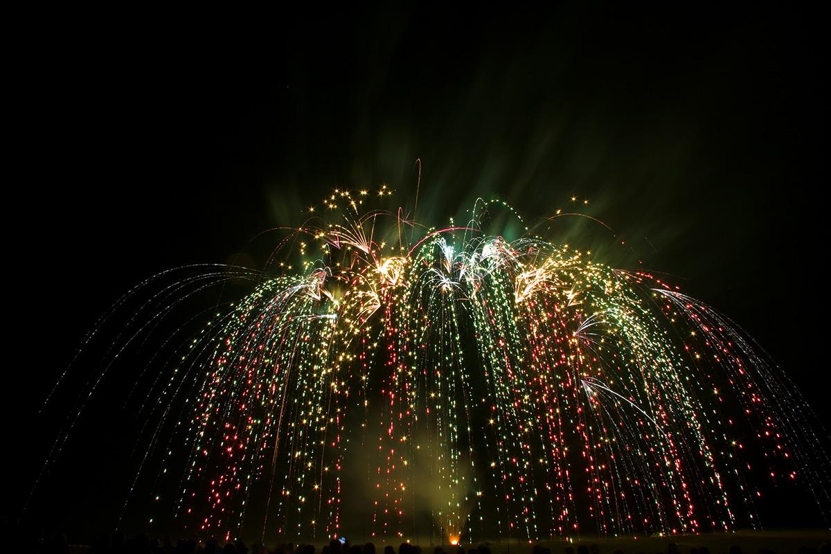 Bild 6 Feuerwerke mit Qualität