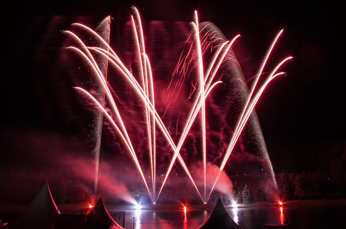 Bild 8 Feuerwerke mit Qualität
