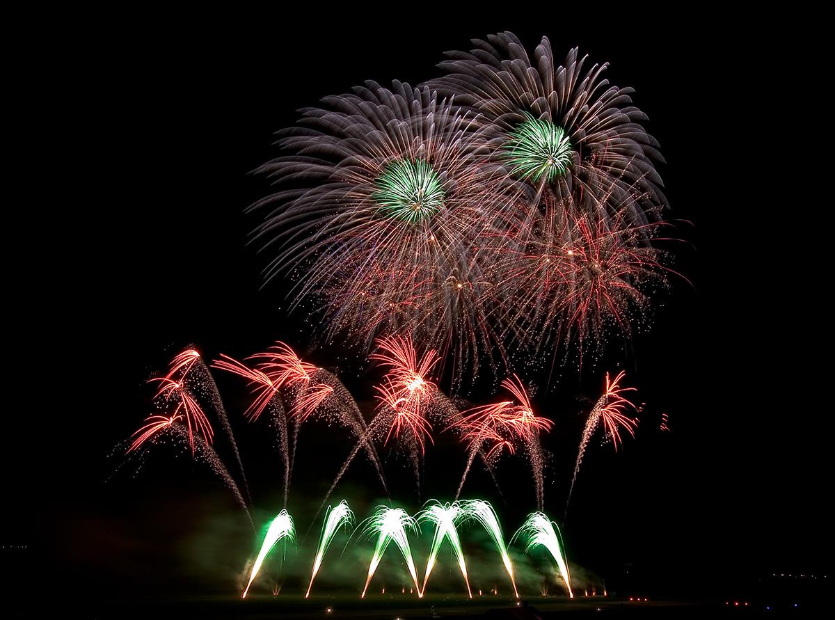 Bild 4 Feuerwerke mit Qualität