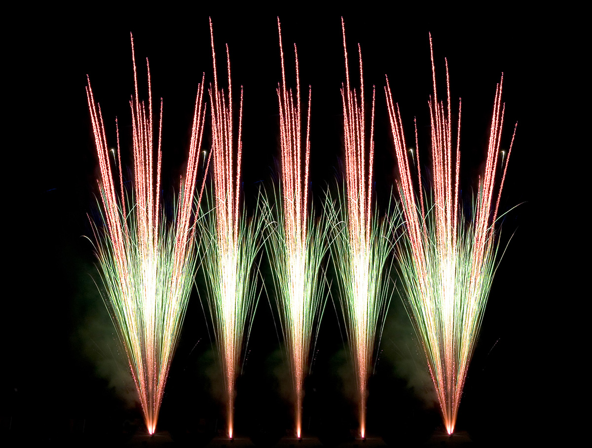 Bild 2 Feuerwerke mit Qualität