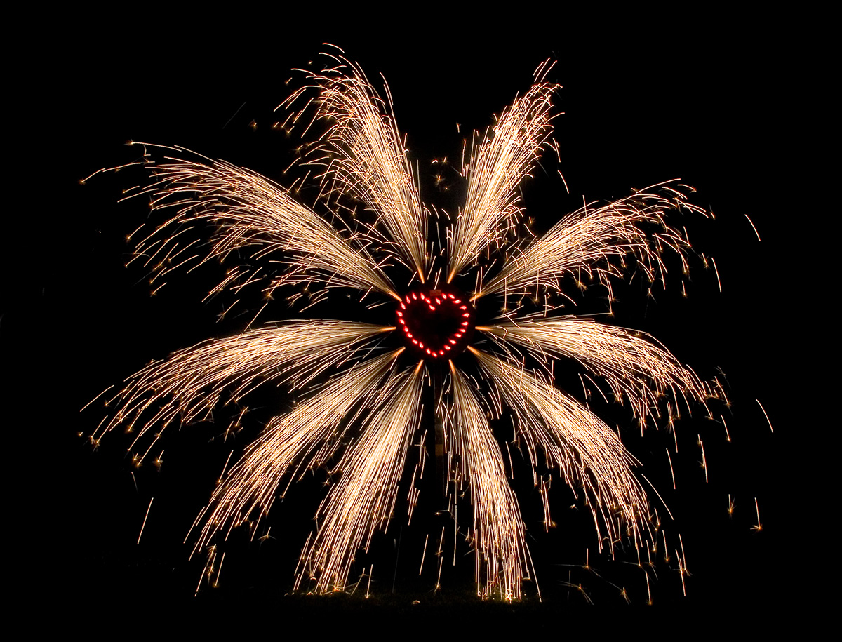 Bild 10 Feuerwerke mit Qualität