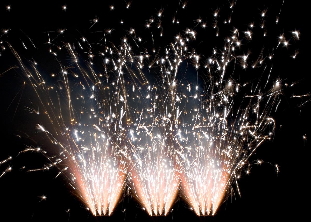 Bild 3 Feuerwerke mit Qualität